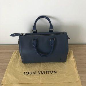 Louis Vuitton Epi leather Speedy 25